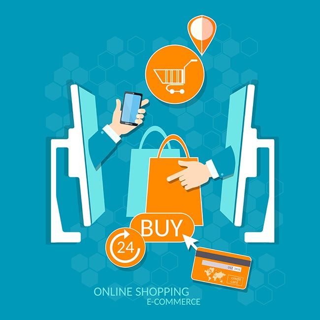 E-commerce website design