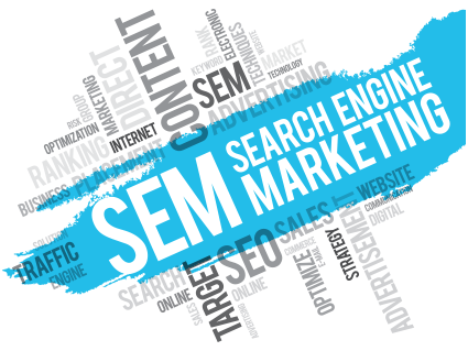 Search Engine Marketing Cloud