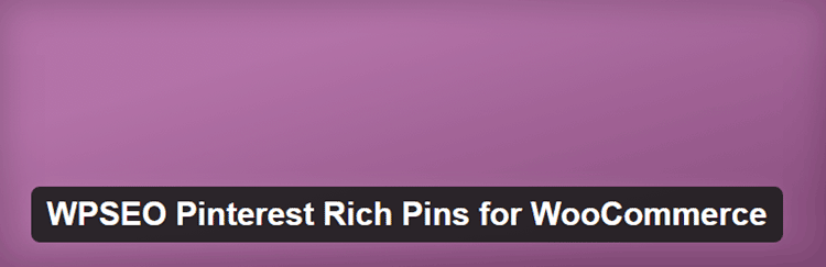 WPSEO Pinterest Rich Pins for WooCommerce