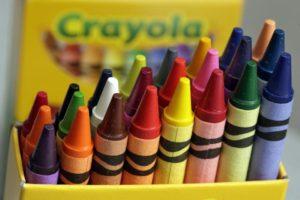 social media crayola