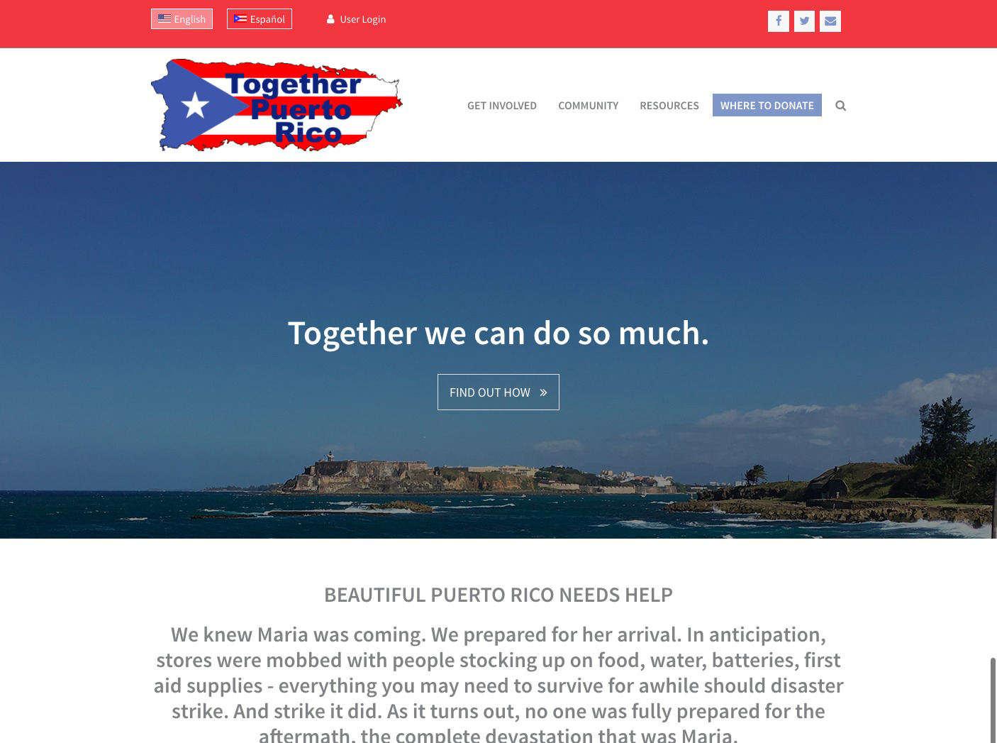 Together Puerto Rico