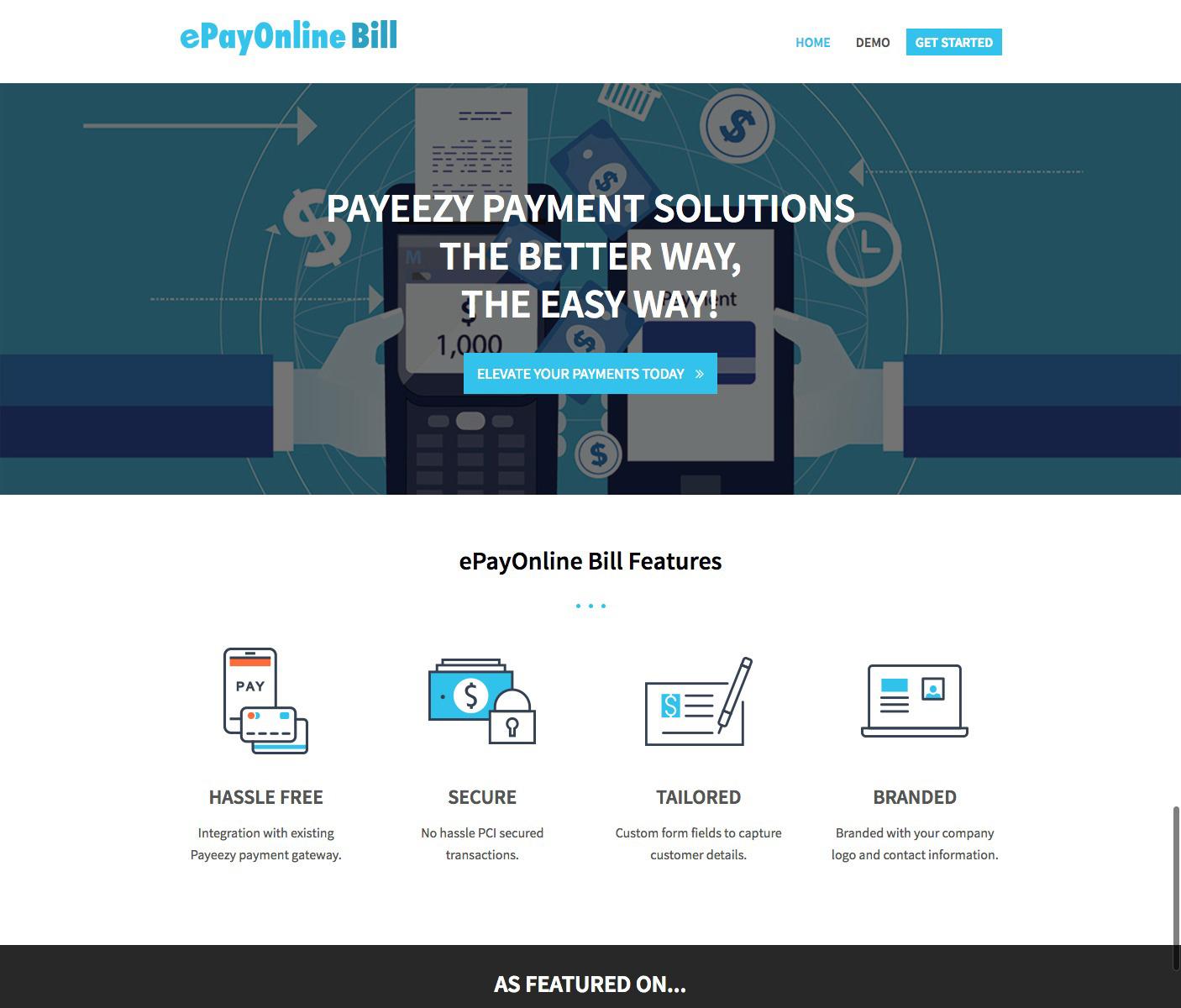 ePayOnline Bill